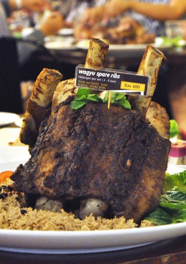 ramadan 2016 menate steak hub heavenly wagyu spare ribs
