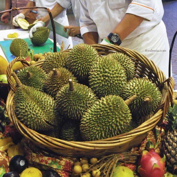 ramadan 2016 temptations restaurant renaissance kuala lumpur hotel d24 durian