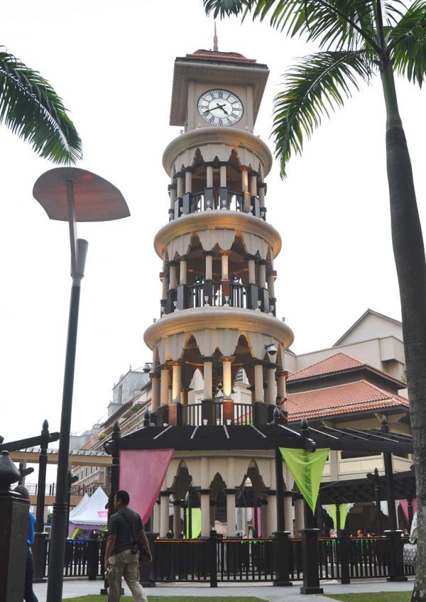 ramadan buffet 2016 pullman putrajaya lakeside clock tower