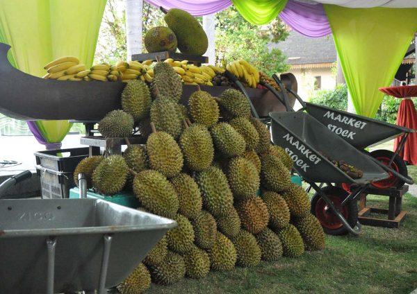 ramadan buffet 2016 pullman putrajaya lakeside durian