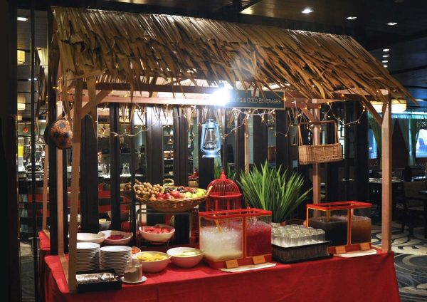 ramadan buffet 2016 the mill cafe grand millennium kuala lumpur fruits & beverages