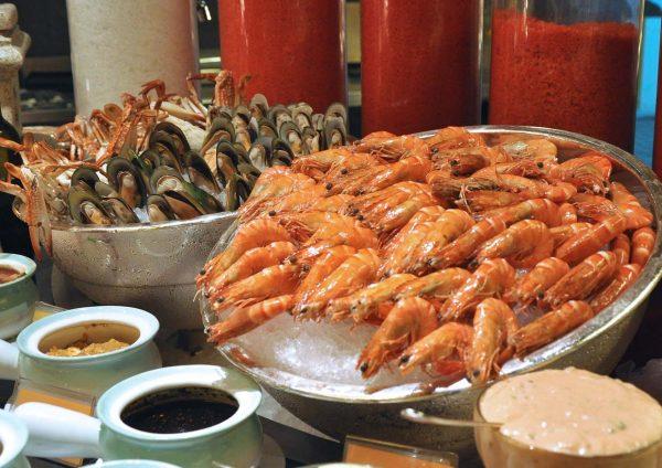 ramadan buffet 2016 the mill cafe grand millennium kuala lumpur seafood