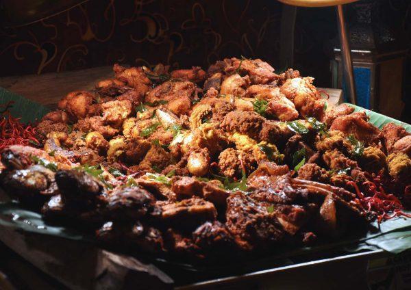 ramadan buffet 2016 tonka bean cafe impiana klcc hotel ikan bakar bumbu spice