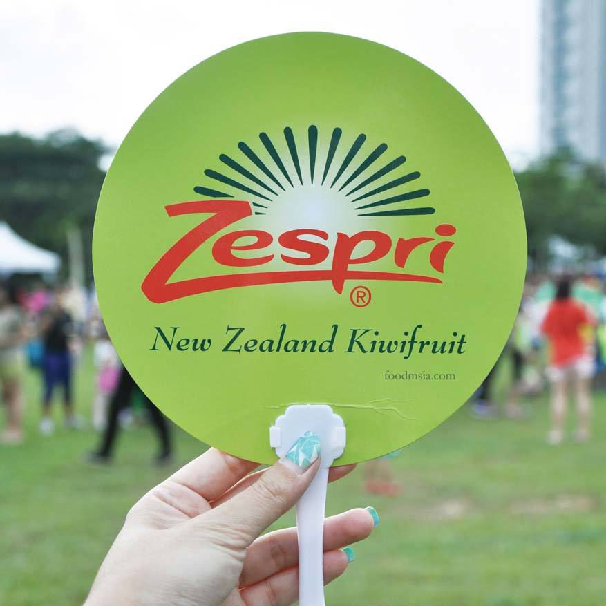 Wake Up with Zespri® @ Zespri® SunGold Kiwifest, Desa ParkCity