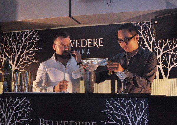 world martini day belvedere vodka skybar kuala lumpur asia pacific brand ambassador marek vojcarcik isaac tan