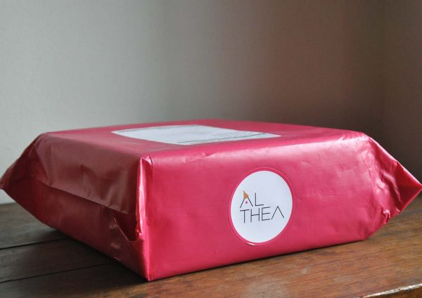 althea turns one birthday celebration parcel