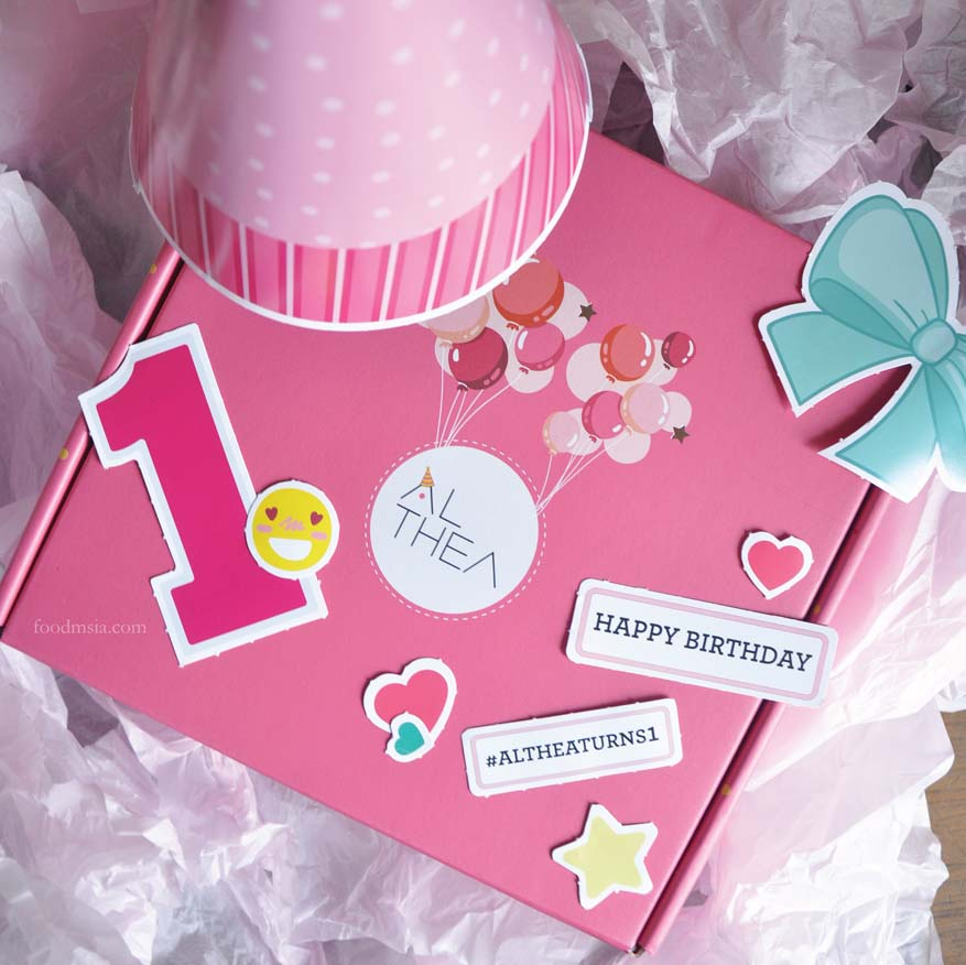Althea Turns 1 With Many Birthday Surprises