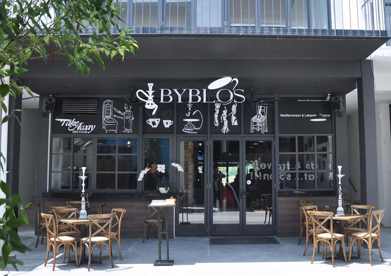 Byblos Caf Lounge Lebanese Cuisine Trec Kuala Lumpur Food Voucher Makan Tony Roma S Puri Px Pavillion Malaysia