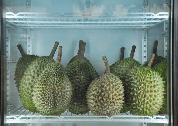 durian king bukit bintang kuala lumpur chiller