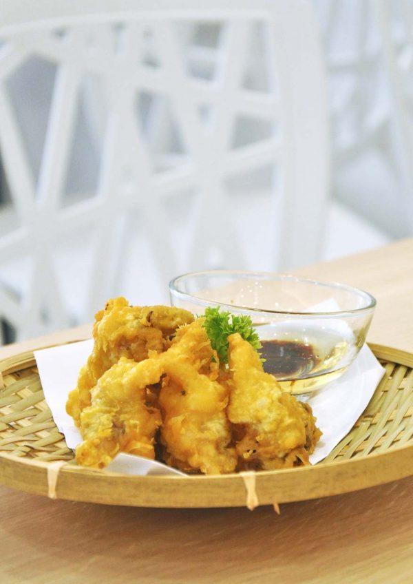fukusu sushi japanese restaurant kota damansara ikageso tempura