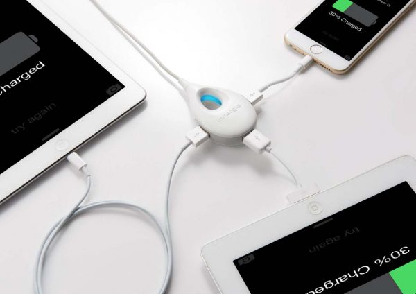 innergie lifehub plus mobile super speed charging hub devices