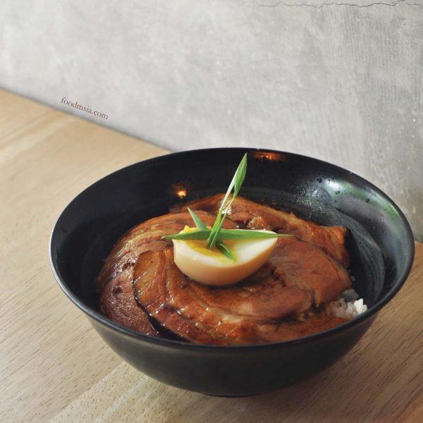 minamotonoya cafe japanese food bandar sri petaling chashu don
