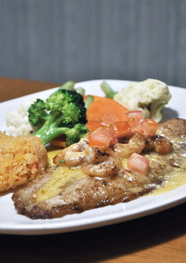 outback steakhouse malaysia western cuisine scampi grilled fish
