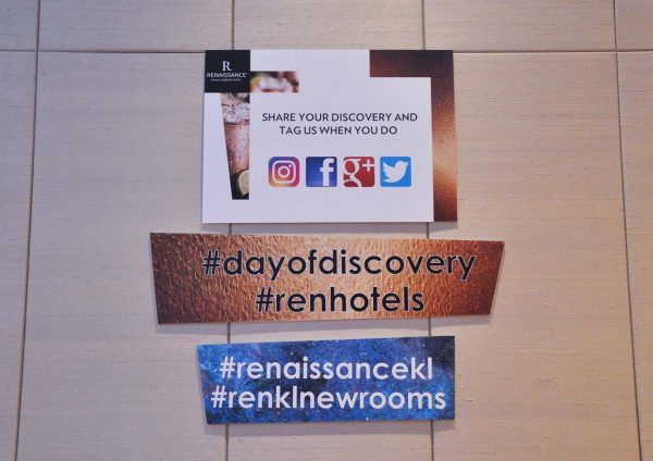 renaissance kuala lumpur hotel global day of discovery hashtag