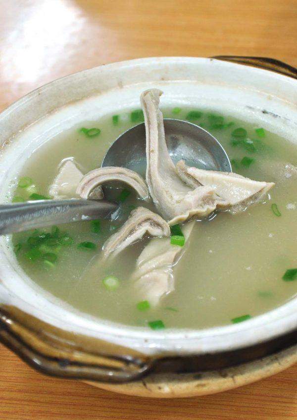 tong shui hou bandar puteri puchong chinese food pepper pig stomach soup