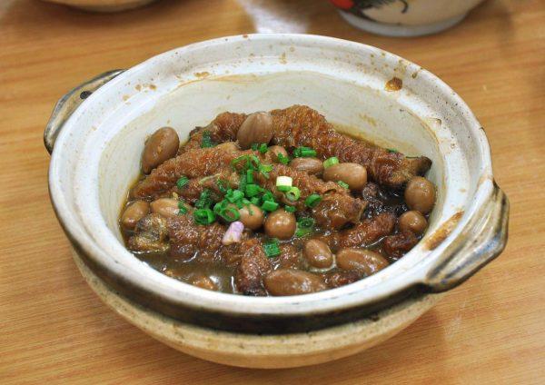 tong shui hou bandar puteri puchong chinese food stew chicken feet