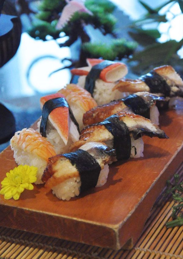 agehan japanese restaurant grand bluewave hotel shah alam sushi and sashimi family feast