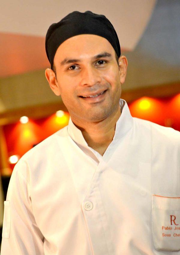 latino fiesta temptations renaissance kuala lumpur hotel chef pablo crespo