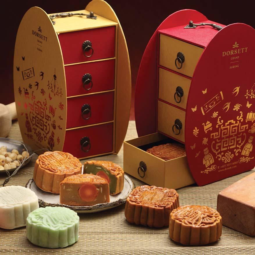 Treasure of Mid-Autumn with Halal Certified Mooncakes @ Dorsett Grand Subang
