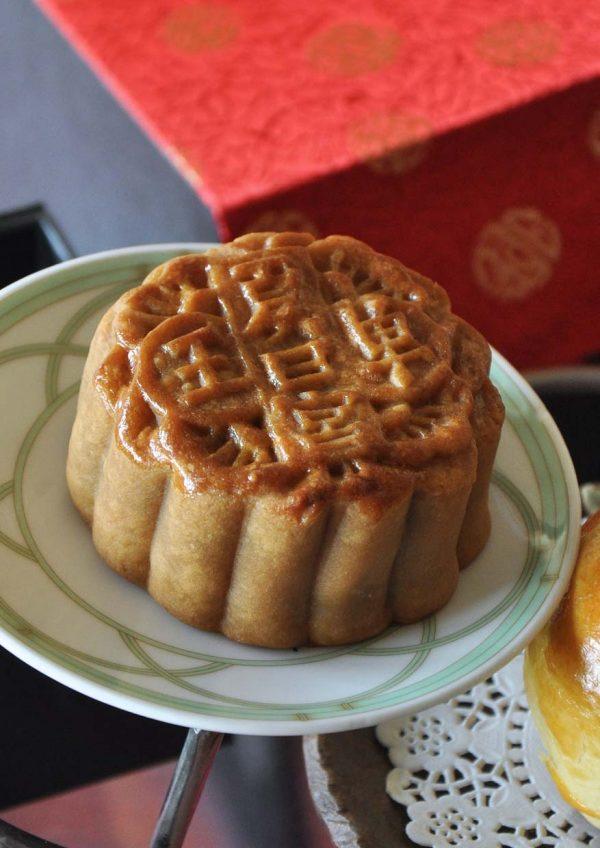 mid autumn festival summer palace putrajaya marriott hotel baked mooncake