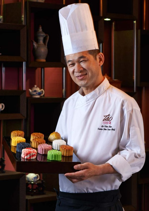 mid autumn festival tao chinese cuisine intercontinental kl master dim sum chef lo tian sion