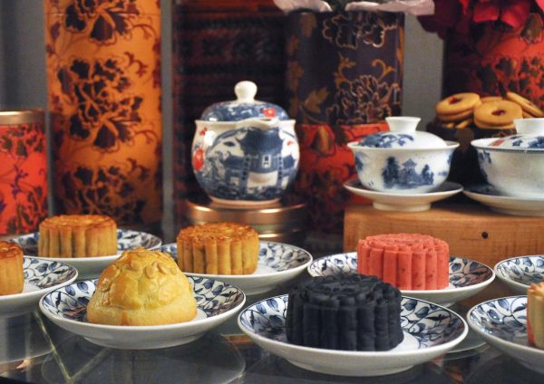 mid autumn festival tao chinese cuisine intercontinental kl mooncake