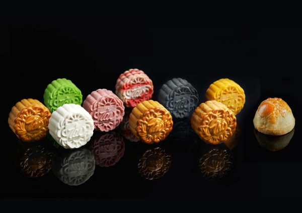 mid autumn festival tao chinese cuisine intercontinental kl mooncake selection