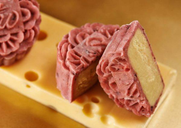 mid autumn festival tao chinese cuisine intercontinental kl roselle snowskin