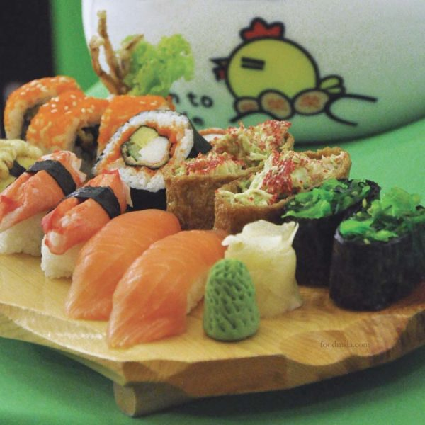 Sakae Sushi 19th Delightful Years with Dine, Match & Redeem Promotion
