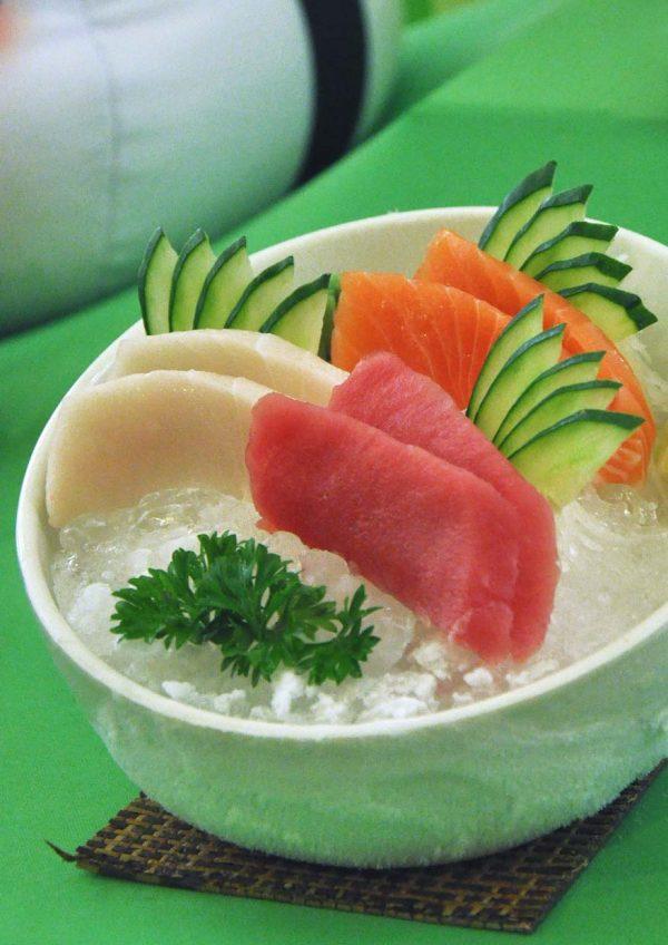 sakae sushi japanese restaurant delightful 19 anniversary sashimi mori aki