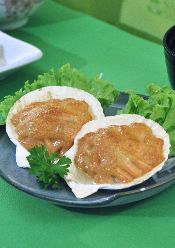 sakae sushi japanese restaurant delightful 19 anniversary scallop mentaiko mayo