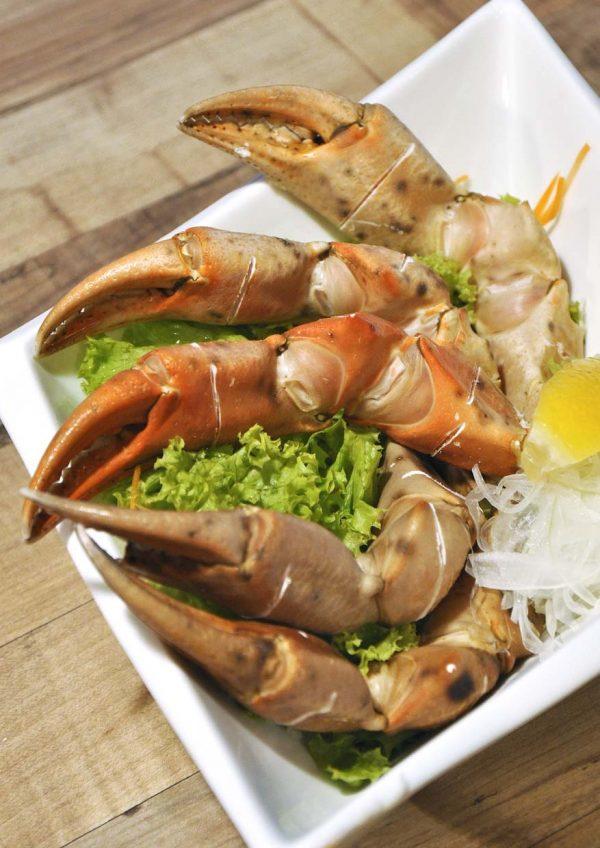 sumiya izakaya taman segar cheras japanese cuisine maru zuwai kani leg