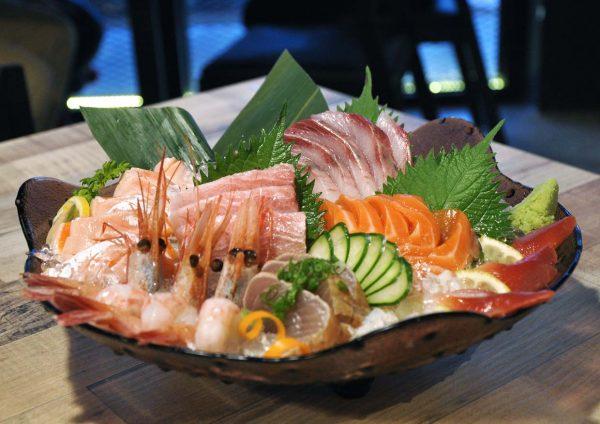 sumiya izakaya taman segar cheras japanese cuisine sashimi