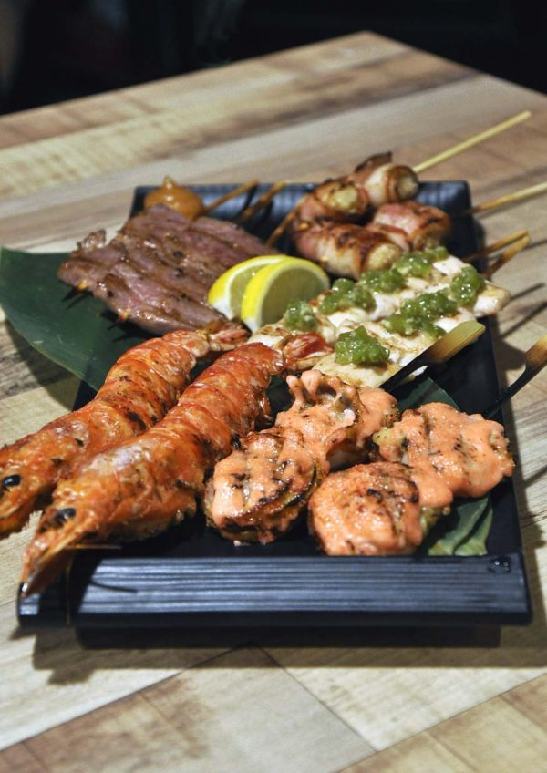 sumiya izakaya taman segar cheras japanese cuisine yakitori