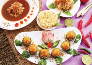 Thai-licious @Zuan Yuan Chinese Restaurant, One World Hotel