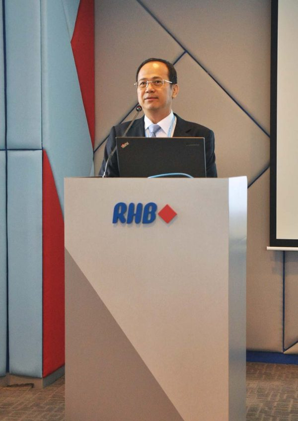 annual travel protector by rhb insurance managing director kong shu yin