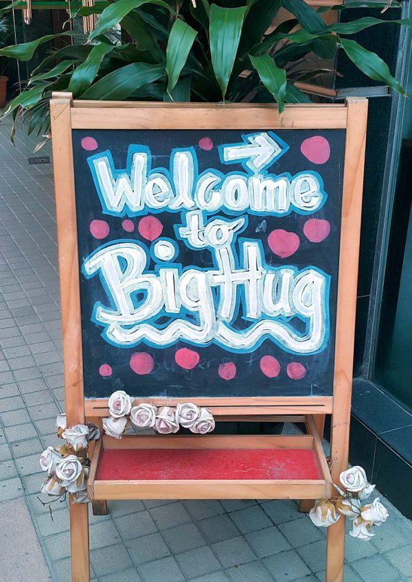 big hug burger subang jaya kindmeal meat-free dining