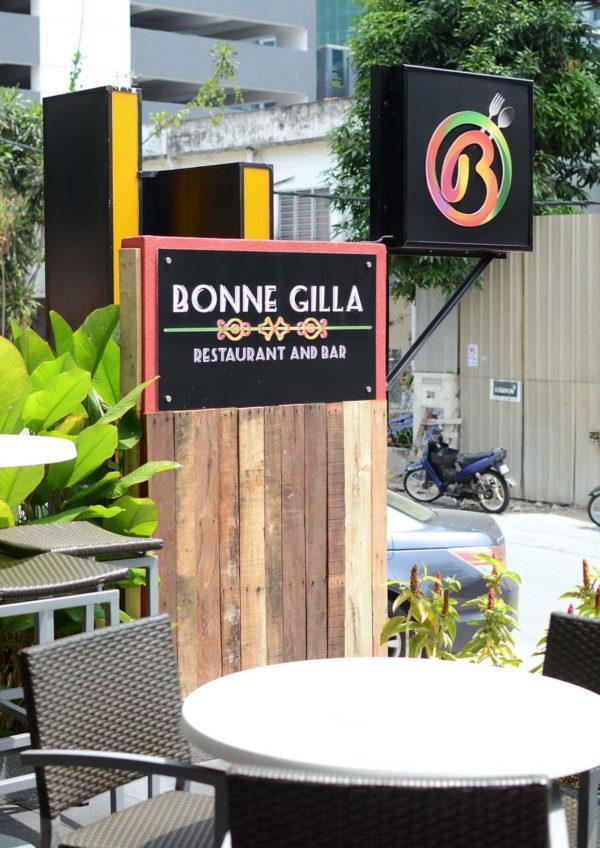 Bonne Gilla Restaurant & Bar @ Jalan Berangan, Kuala Lumpur