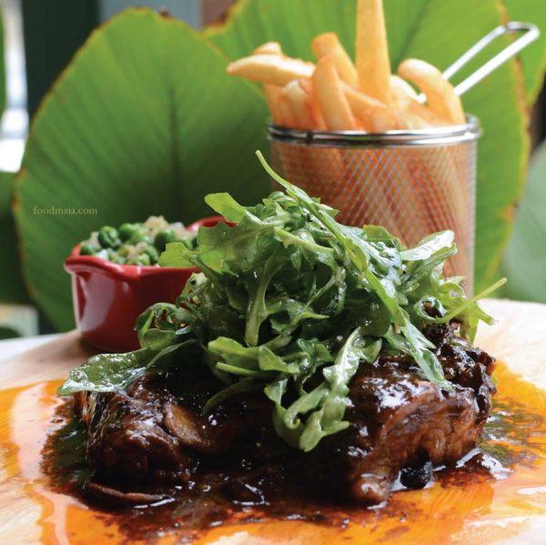 bonne gilla western restaurant jalan berangan kuala lumpur black angus beef short-rib