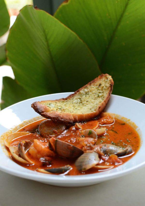 bonne gilla western restaurant jalan berangan kuala lumpur seafood soup