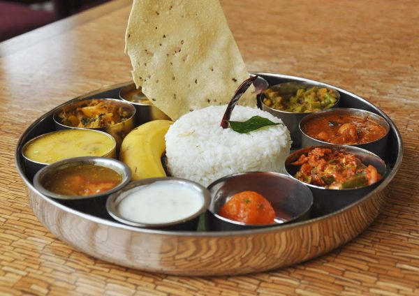 chettinad banana leaf meal zest lifestyle restaurant putrajaya marriott hotel