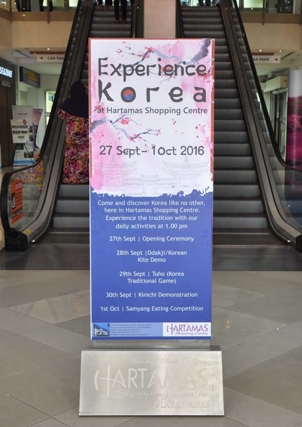 korean fair hartamas shopping centre fun activities