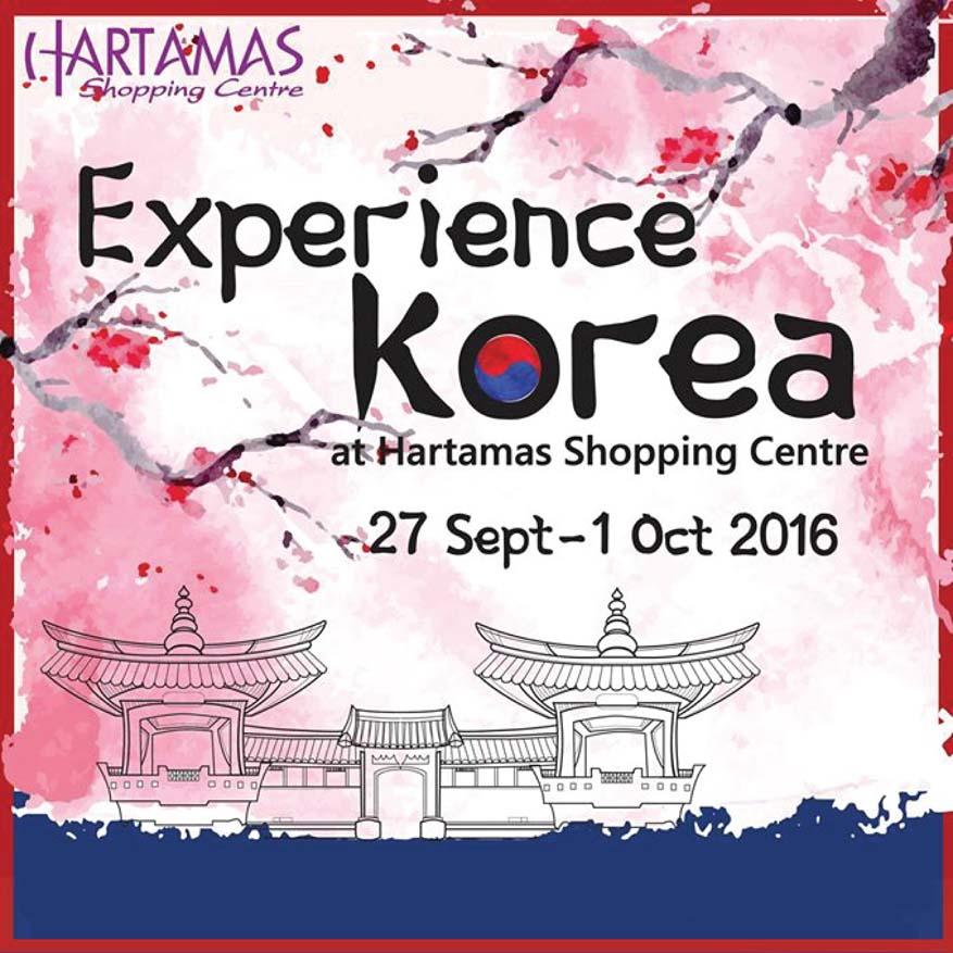 Experience Korea Fair @ Hartamas Shopping Centre