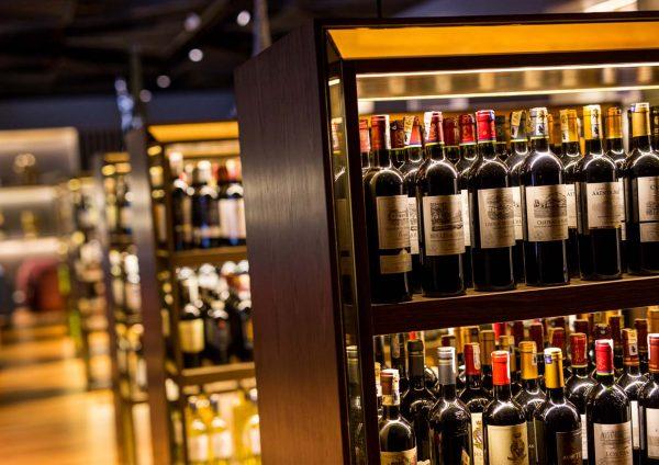 lavo restaurant lounge wine bar menara lien hoe tropicana beverages