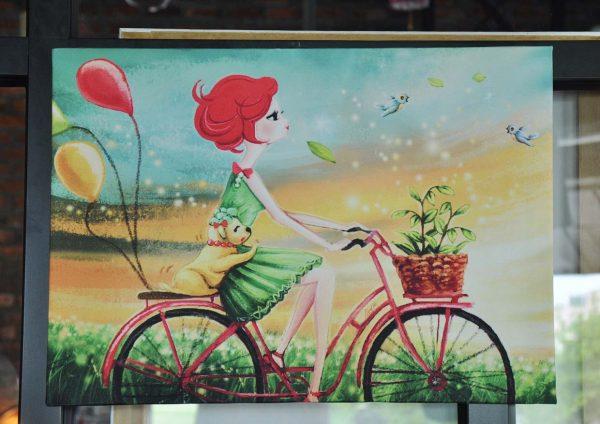 liselle tea rare art koffee canvas art