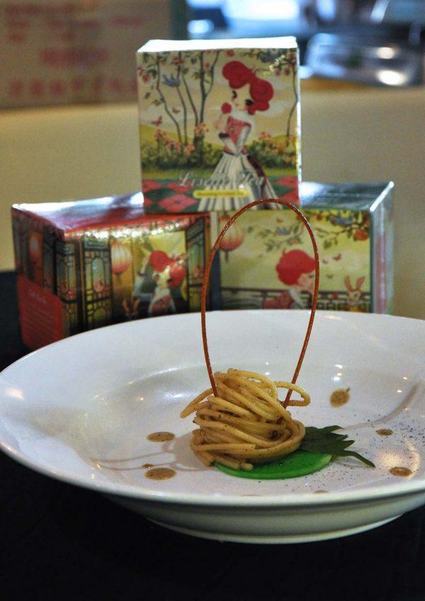 liselle tea rare art koffee cold spaghetti