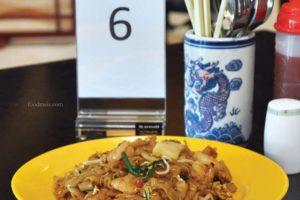 Malaysian Hawker Village @ Summer Palace Restaurant, Putrajaya Marriott Hotel