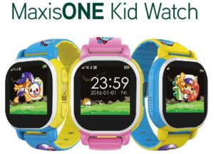 Stay Connected With Your Children Via MaxisONE Kid