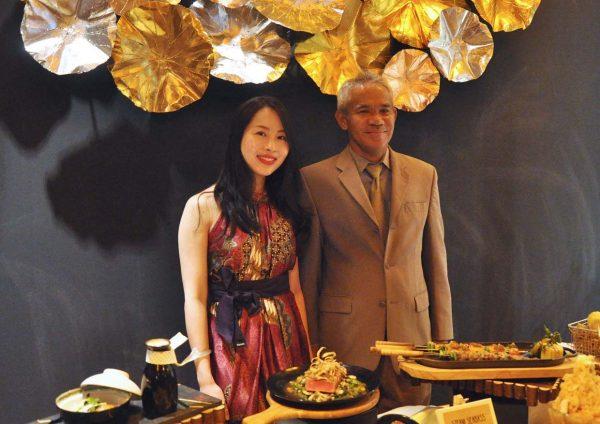 sanoook thai japanese fusion sunway pyramid west hotel thailand ambassador