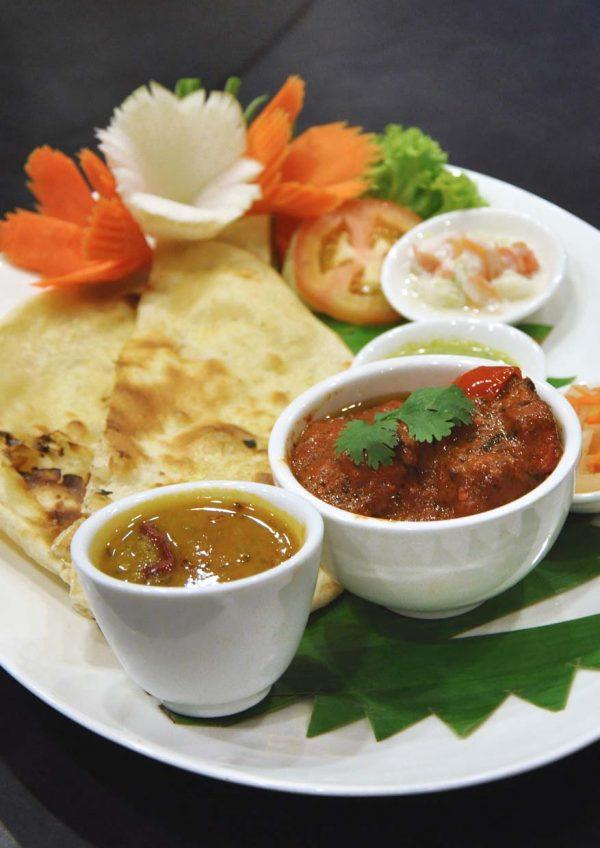 taste of north india cafe 5 pearl international hotel kuala lumpur kaadai panner masala